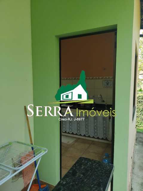 SERRA IMÓVEIS - Casa em Condomínio 2 quartos à venda Limoeiro, Guapimirim - R$ 400.000 - SICN20012 - 20