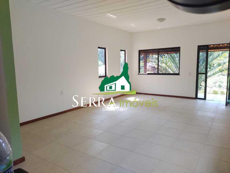 SERRA IMÓVEIS - Casa em Condomínio 2 quartos à venda Limoeiro, Guapimirim - R$ 400.000 - SICN20012 - 9