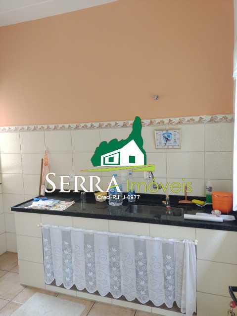 SERRA IMÓVEIS - Casa em Condomínio 2 quartos à venda Limoeiro, Guapimirim - R$ 400.000 - SICN20012 - 12