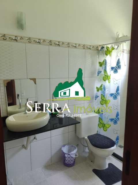 SERRA IMÓVEIS - Casa em Condomínio 2 quartos à venda Limoeiro, Guapimirim - R$ 400.000 - SICN20012 - 14