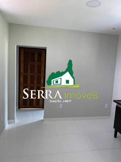 SERRA IMÓVEIS - Casa 2 quartos à venda Cotia, Guapimirim - R$ 300.000 - SICA20043 - 9