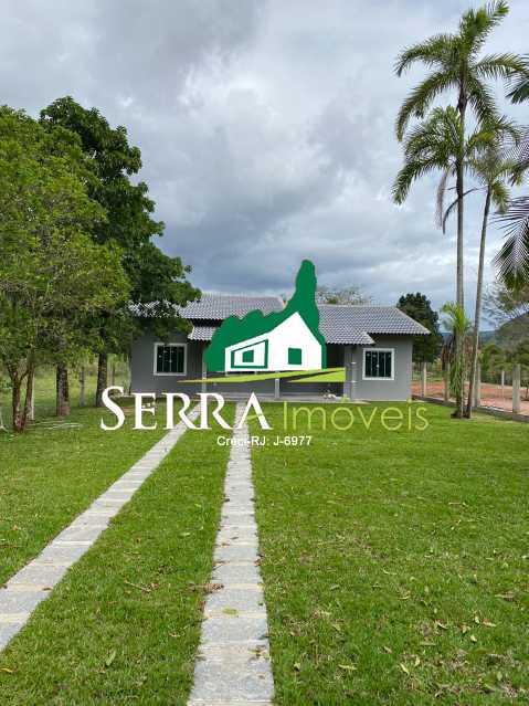 SERRA IMÓVEIS - Casa 2 quartos à venda Cotia, Guapimirim - R$ 300.000 - SICA20043 - 3