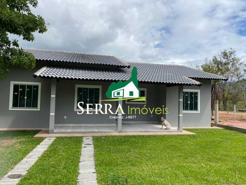 SERRA IMÓVEIS - Casa 2 quartos à venda Cotia, Guapimirim - R$ 300.000 - SICA20043 - 5