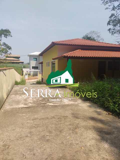 SERRA IMÓVEIS - Casa em Condomínio 2 quartos à venda Caneca Fina, Guapimirim - R$ 430.000 - SICN20013 - 18