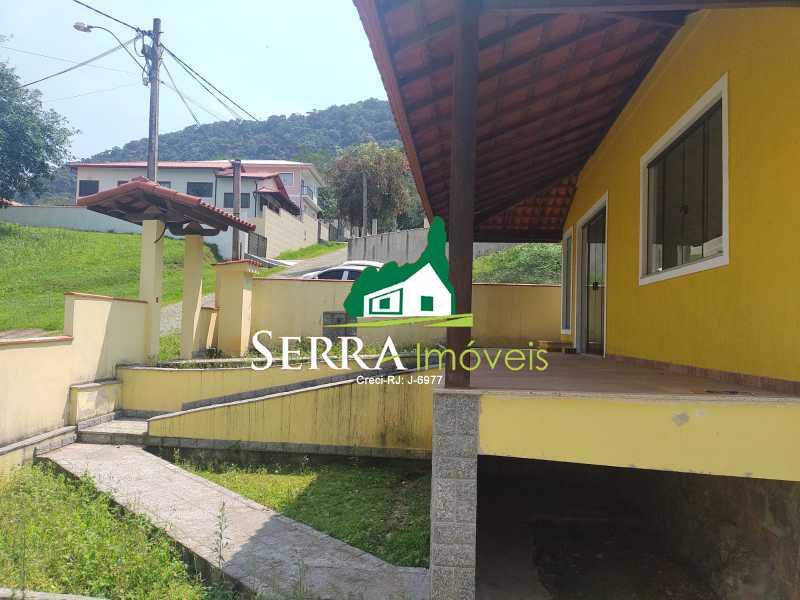 SERRA IMÓVEIS - Casa em Condomínio 2 quartos à venda Caneca Fina, Guapimirim - R$ 430.000 - SICN20013 - 5
