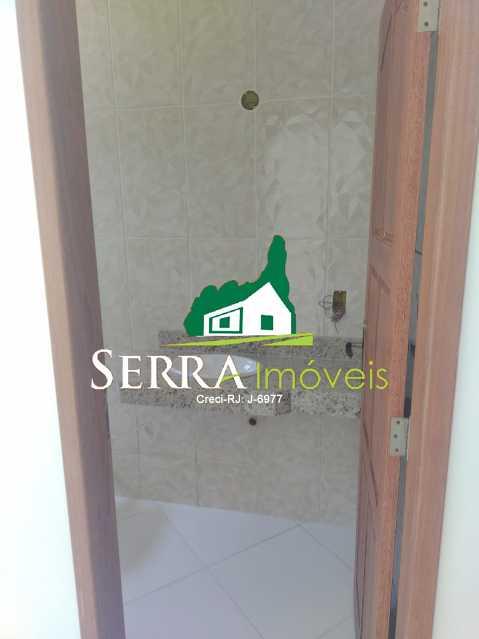 SERRA IMÓVEIS - Casa em Condomínio 2 quartos à venda Caneca Fina, Guapimirim - R$ 430.000 - SICN20013 - 12