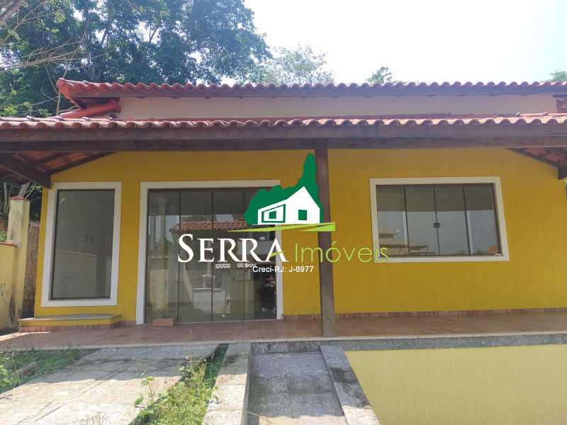 SERRA IMÓVEIS - Casa em Condomínio 2 quartos à venda Caneca Fina, Guapimirim - R$ 430.000 - SICN20013 - 1