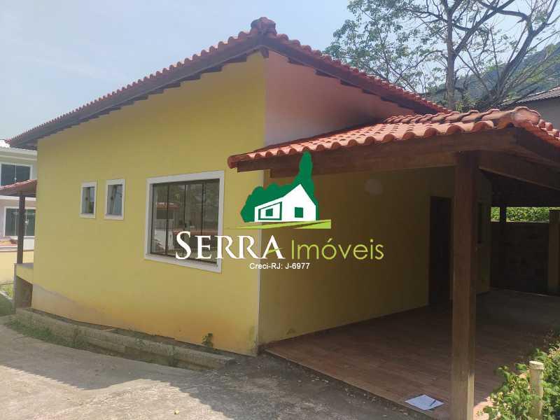 SERRA IMÓVEIS - Casa em Condomínio 2 quartos à venda Caneca Fina, Guapimirim - R$ 430.000 - SICN20013 - 19