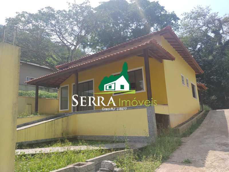 SERRA IMÓVEIS - Casa em Condomínio 2 quartos à venda Caneca Fina, Guapimirim - R$ 430.000 - SICN20013 - 4