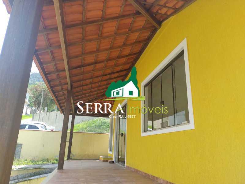 SERRA IMÓVEIS - Casa em Condomínio 2 quartos à venda Caneca Fina, Guapimirim - R$ 430.000 - SICN20013 - 6