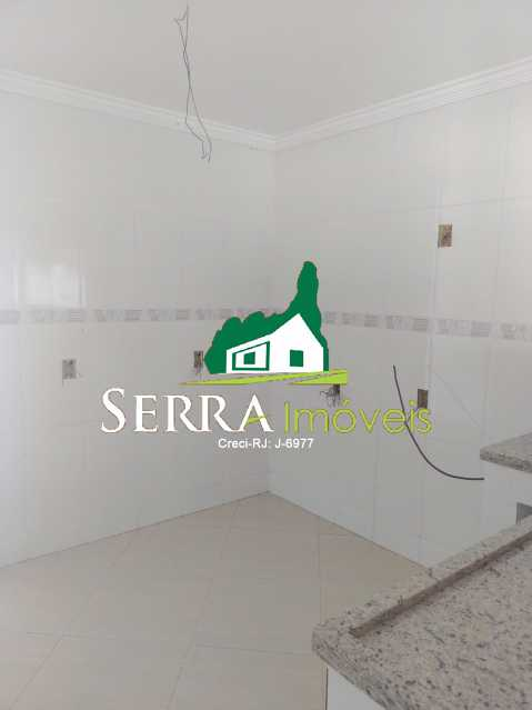 SERRA IMÓVEIS - Casa em Condomínio 2 quartos à venda Caneca Fina, Guapimirim - R$ 430.000 - SICN20013 - 10