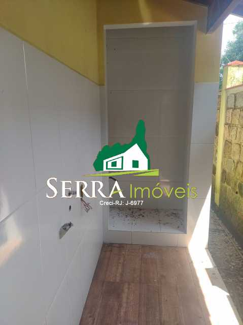 SERRA IMÓVEIS - Casa em Condomínio 2 quartos à venda Caneca Fina, Guapimirim - R$ 430.000 - SICN20013 - 16