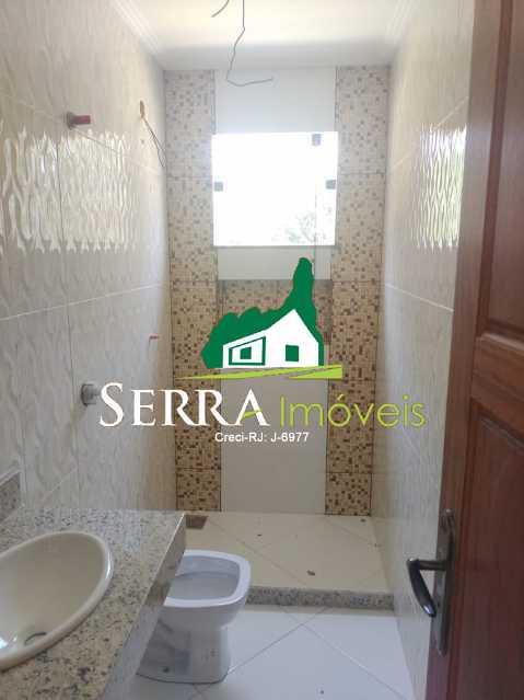 SERRA IMÓVEIS - Casa em Condomínio 2 quartos à venda Caneca Fina, Guapimirim - R$ 430.000 - SICN20013 - 14