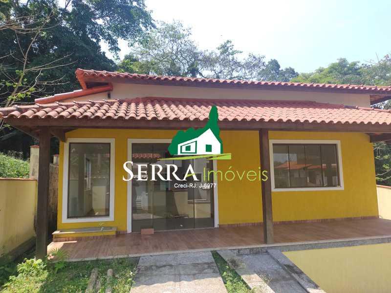 SERRA IMÓVEIS - Casa em Condomínio 2 quartos à venda Caneca Fina, Guapimirim - R$ 430.000 - SICN20013 - 3
