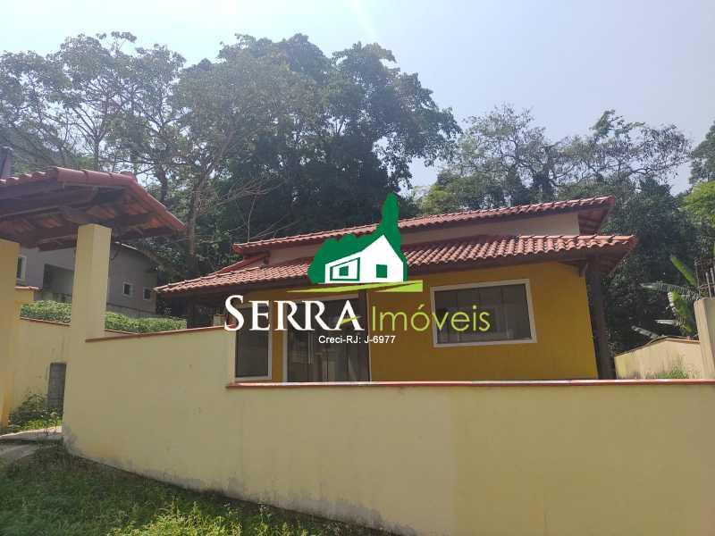 SERRA IMÓVEIS - Casa em Condomínio 2 quartos à venda Caneca Fina, Guapimirim - R$ 430.000 - SICN20013 - 22
