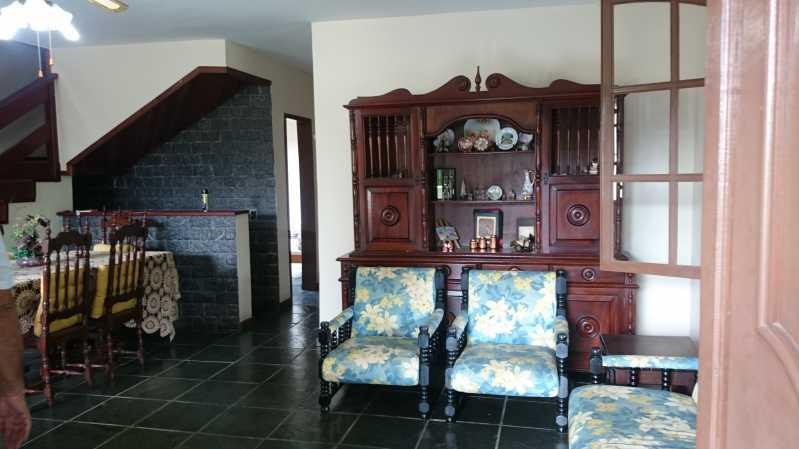 SERRA IMÓVEIS - Casa em Condominio À Venda - Limoeiro - Guapimirim - RJ - SICN60002 - 3