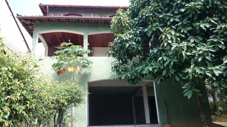 SERRA IMÓVEIS - Casa em Condominio À Venda - Limoeiro - Guapimirim - RJ - SICN60002 - 1