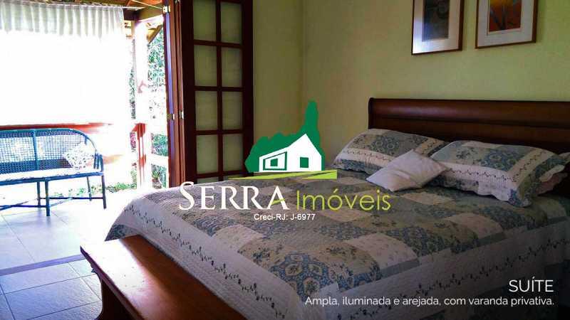 SERRA IMÓVEIS - Casa em Condomínio 2 quartos à venda Limoeiro, Guapimirim - R$ 540.000 - SICN20014 - 16