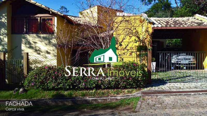 SERRA IMÓVEIS - Casa em Condomínio 2 quartos à venda Limoeiro, Guapimirim - R$ 540.000 - SICN20014 - 3