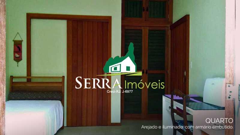 SERRA IMÓVEIS - Casa em Condomínio 2 quartos à venda Limoeiro, Guapimirim - R$ 540.000 - SICN20014 - 15