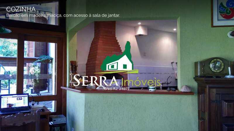 SERRA IMÓVEIS - Casa em Condomínio 2 quartos à venda Limoeiro, Guapimirim - R$ 540.000 - SICN20014 - 19