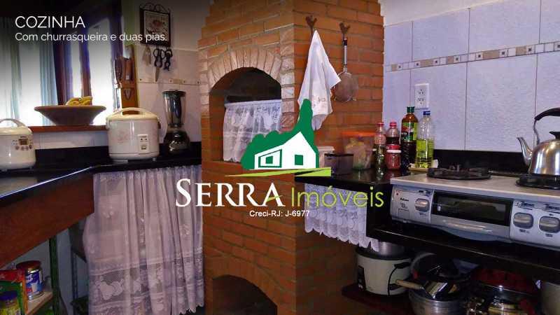 SERRA IMÓVEIS - Casa em Condomínio 2 quartos à venda Limoeiro, Guapimirim - R$ 540.000 - SICN20014 - 20
