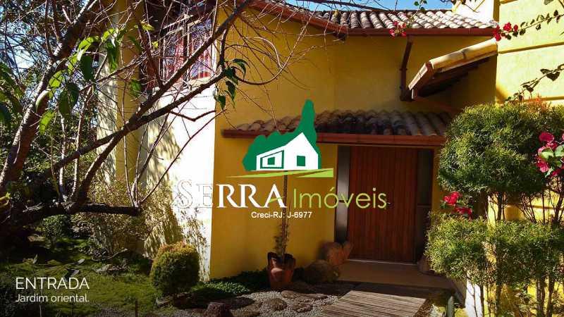 SERRA IMÓVEIS - Casa em Condomínio 2 quartos à venda Limoeiro, Guapimirim - R$ 540.000 - SICN20014 - 6