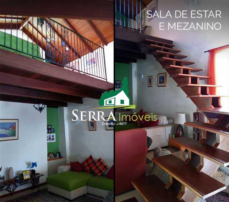 SERRA IMÓVEIS - Casa em Condomínio 2 quartos à venda Limoeiro, Guapimirim - R$ 540.000 - SICN20014 - 10