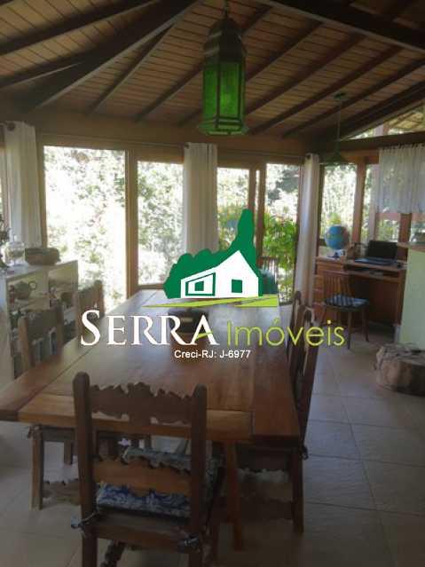 SERRA IMÓVEIS - Casa em Condomínio 2 quartos à venda Limoeiro, Guapimirim - R$ 540.000 - SICN20014 - 12