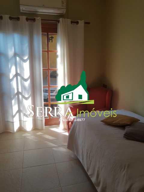 SERRA IMÓVEIS - Casa em Condomínio 2 quartos à venda Limoeiro, Guapimirim - R$ 540.000 - SICN20014 - 17