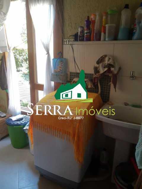 SERRA IMÓVEIS - Casa em Condomínio 2 quartos à venda Limoeiro, Guapimirim - R$ 540.000 - SICN20014 - 24