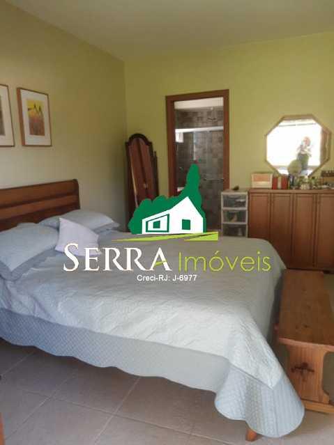 SERRA IMÓVEIS - Casa em Condomínio 2 quartos à venda Limoeiro, Guapimirim - R$ 540.000 - SICN20014 - 18