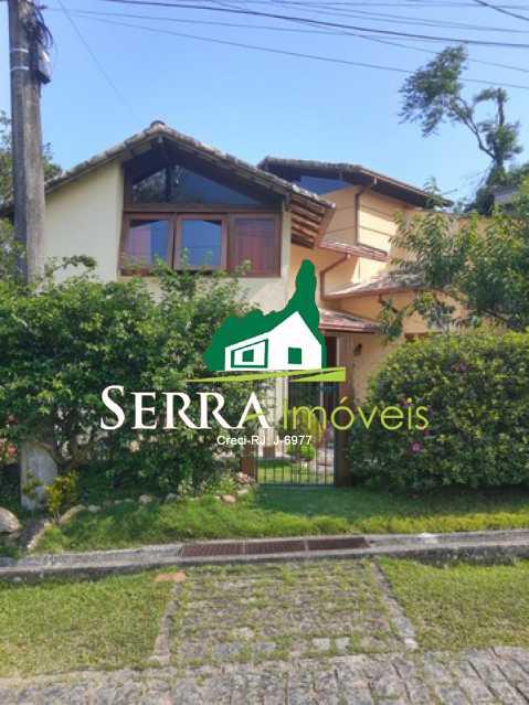 SERRA IMÓVEIS - Casa em Condomínio 2 quartos à venda Limoeiro, Guapimirim - R$ 540.000 - SICN20014 - 4