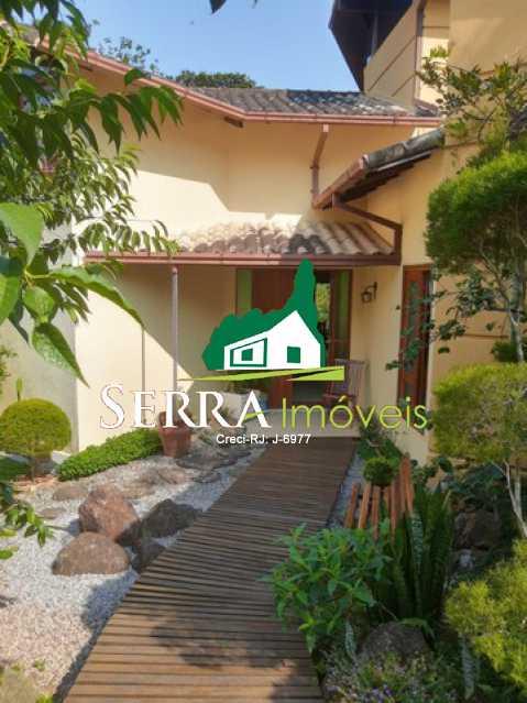 SERRA IMÓVEIS - Casa em Condomínio 2 quartos à venda Limoeiro, Guapimirim - R$ 540.000 - SICN20014 - 5