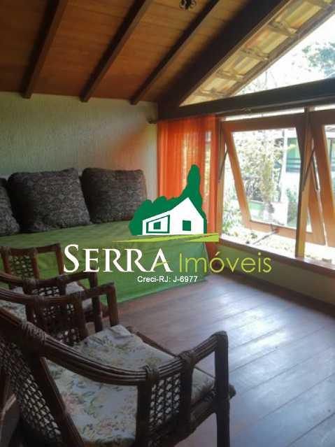 SERRA IMÓVEIS - Casa em Condomínio 2 quartos à venda Limoeiro, Guapimirim - R$ 540.000 - SICN20014 - 23