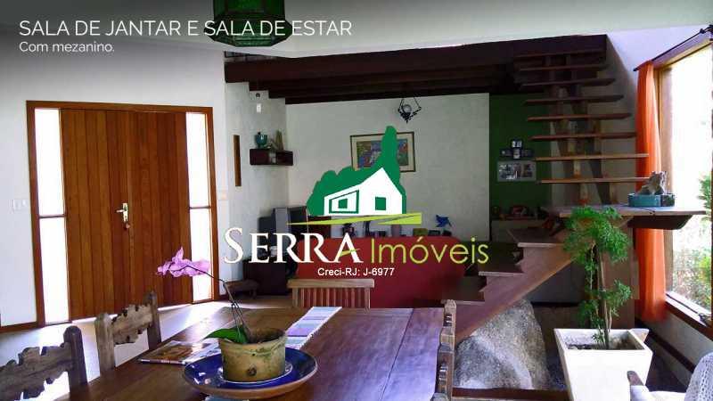 SERRA IMÓVEIS - Casa em Condomínio 2 quartos à venda Limoeiro, Guapimirim - R$ 540.000 - SICN20014 - 11
