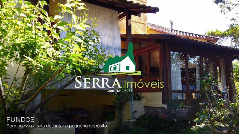 SERRA IMÓVEIS - Casa em Condomínio 2 quartos à venda Limoeiro, Guapimirim - R$ 540.000 - SICN20014 - 8