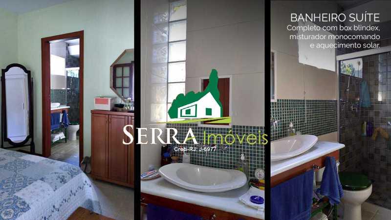 SERRA IMÓVEIS - Casa em Condomínio 2 quartos à venda Limoeiro, Guapimirim - R$ 540.000 - SICN20014 - 22