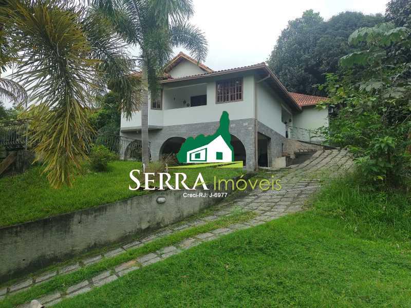 SERRA IMOVEIS - Casa em Condomínio 4 quartos à venda Iconha, Guapimirim - R$ 650.000 - SICN40032 - 1