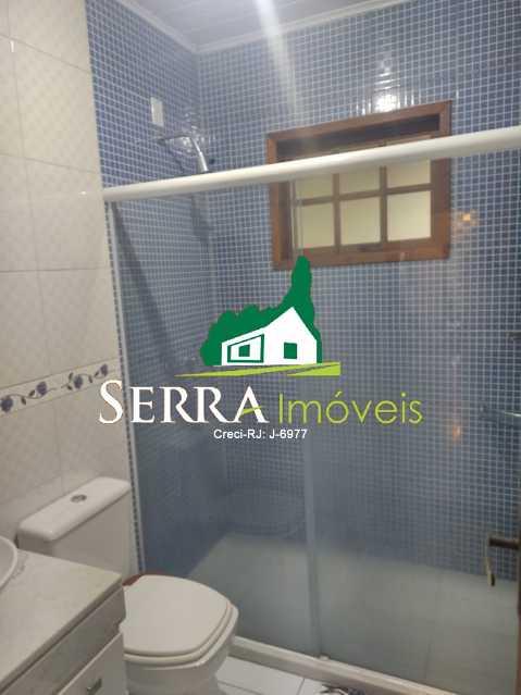 SERRA IMOVEIS - Casa em Condomínio 4 quartos à venda Iconha, Guapimirim - R$ 650.000 - SICN40032 - 18