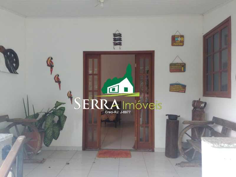 SERRA IMOVEIS - Casa em Condomínio 4 quartos à venda Iconha, Guapimirim - R$ 650.000 - SICN40032 - 8