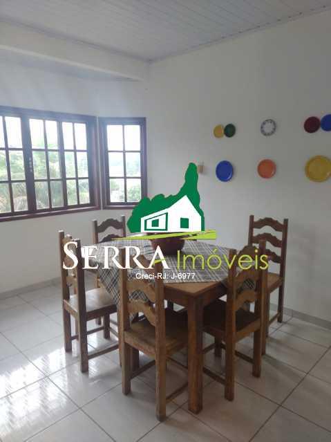 SERRA IMOVEIS - Casa em Condomínio 4 quartos à venda Iconha, Guapimirim - R$ 650.000 - SICN40032 - 11