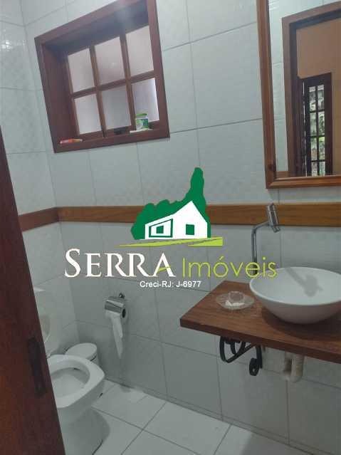 SERRA IMOVEIS - Casa em Condomínio 4 quartos à venda Iconha, Guapimirim - R$ 650.000 - SICN40032 - 17
