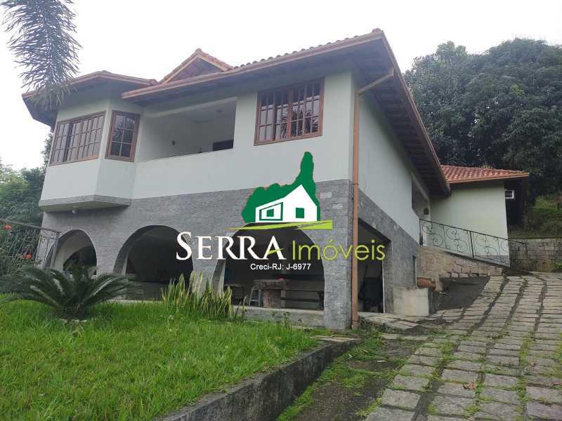 SERRA IMOVEIS - Casa em Condomínio 4 quartos à venda Iconha, Guapimirim - R$ 650.000 - SICN40032 - 3