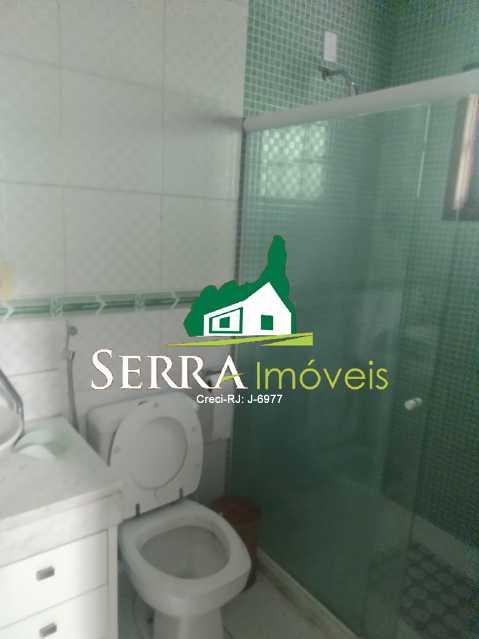 SERRA IMOVEIS - Casa em Condomínio 4 quartos à venda Iconha, Guapimirim - R$ 650.000 - SICN40032 - 20