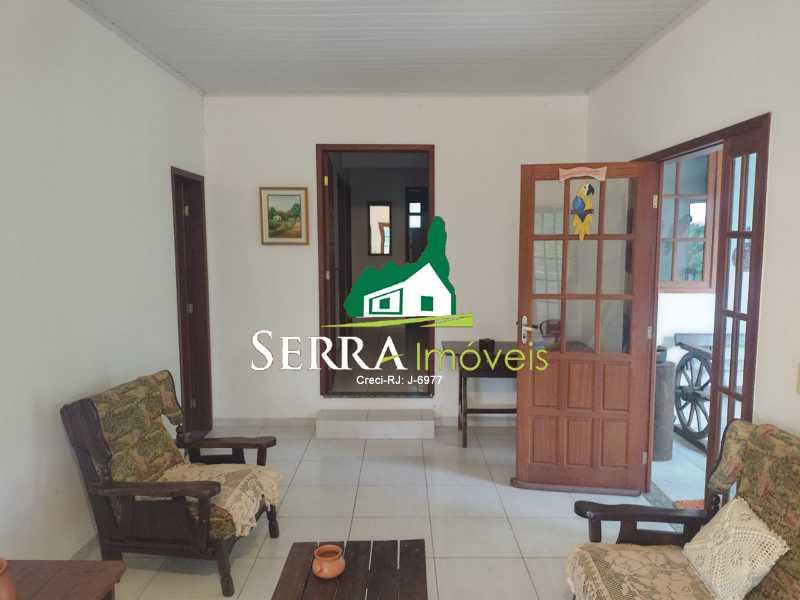 SERRA IMOVEIS - Casa em Condomínio 4 quartos à venda Iconha, Guapimirim - R$ 870.000 - SICN40033 - 9