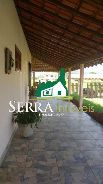 SERRA IMÓVEIS - Casa 2 quartos à venda Cotia, Guapimirim - R$ 450.000 - SICA20044 - 13