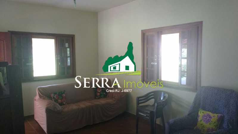 SERRA IMÓVEIS - Casa 2 quartos à venda Cotia, Guapimirim - R$ 450.000 - SICA20044 - 3