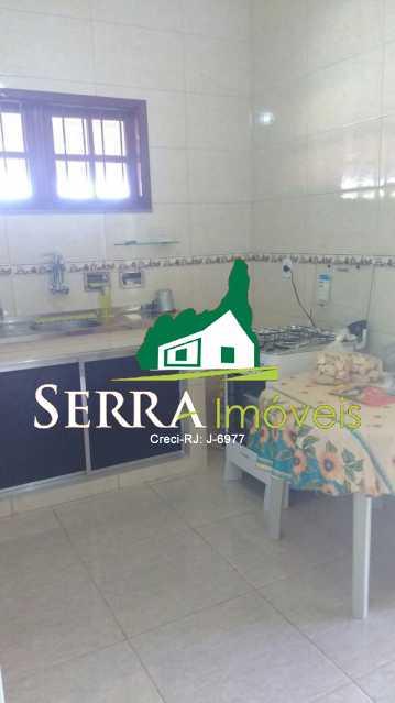 SERRA IMÓVEIS - Casa 2 quartos à venda Cotia, Guapimirim - R$ 450.000 - SICA20044 - 6