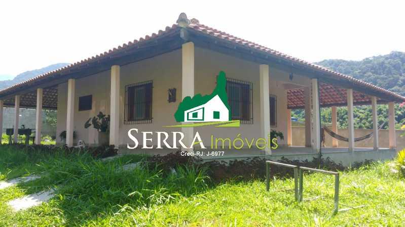 SERRA IMÓVEIS - Casa 2 quartos à venda Cotia, Guapimirim - R$ 450.000 - SICA20044 - 1
